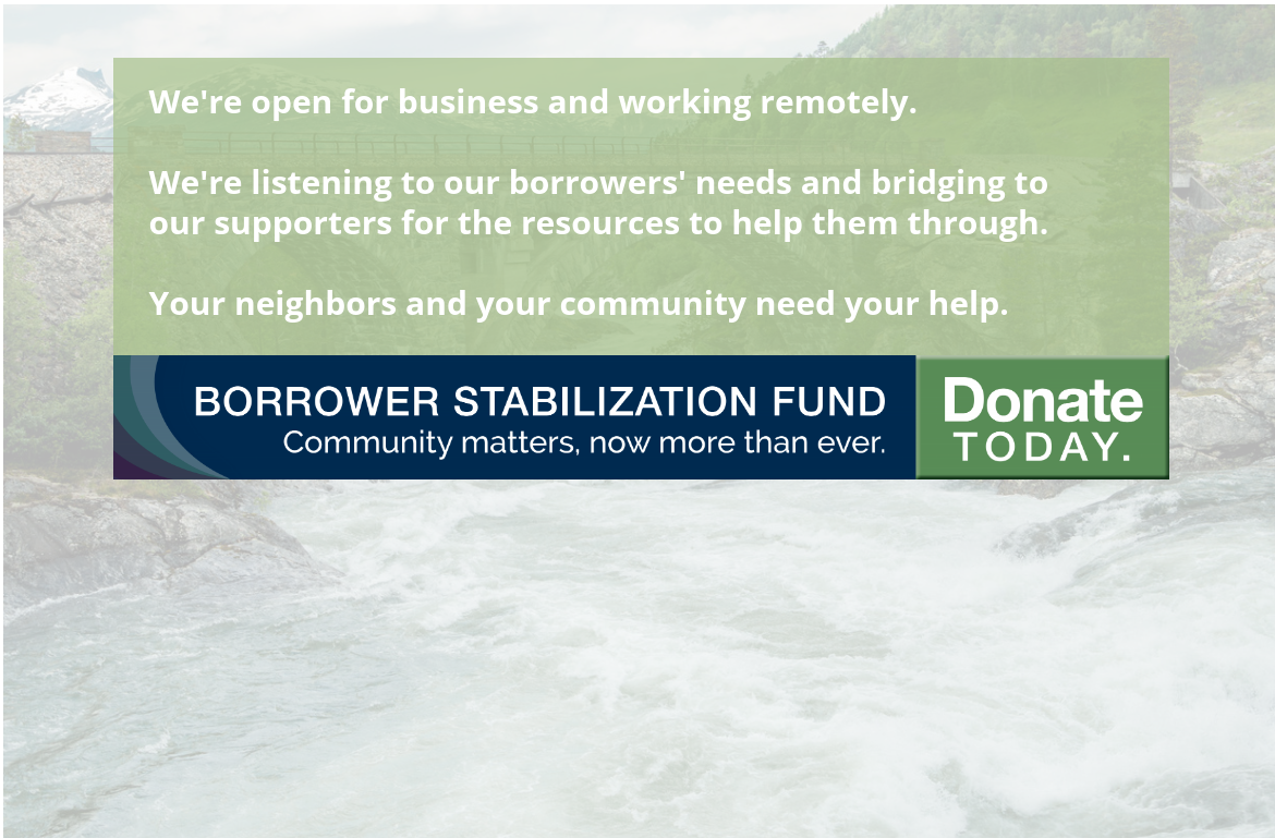 Donate to the Borrower Stabilization Fund