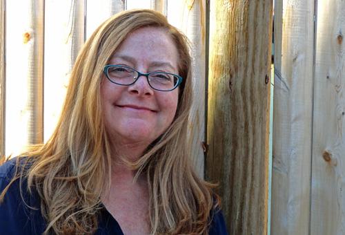 Portrait photo of Doris Soucy