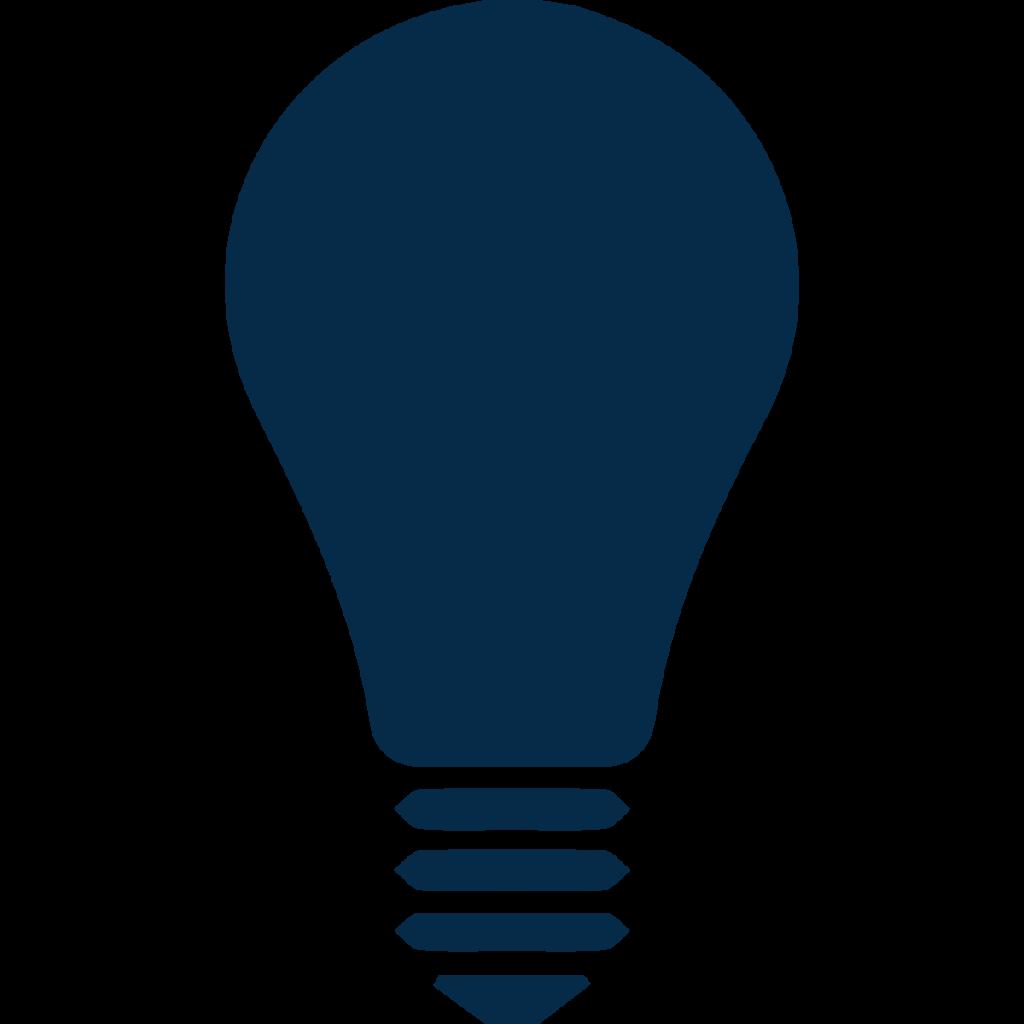 energy companies icon blue