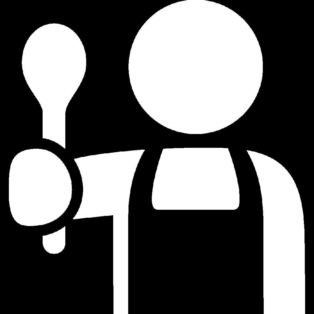 Food Producer icon white