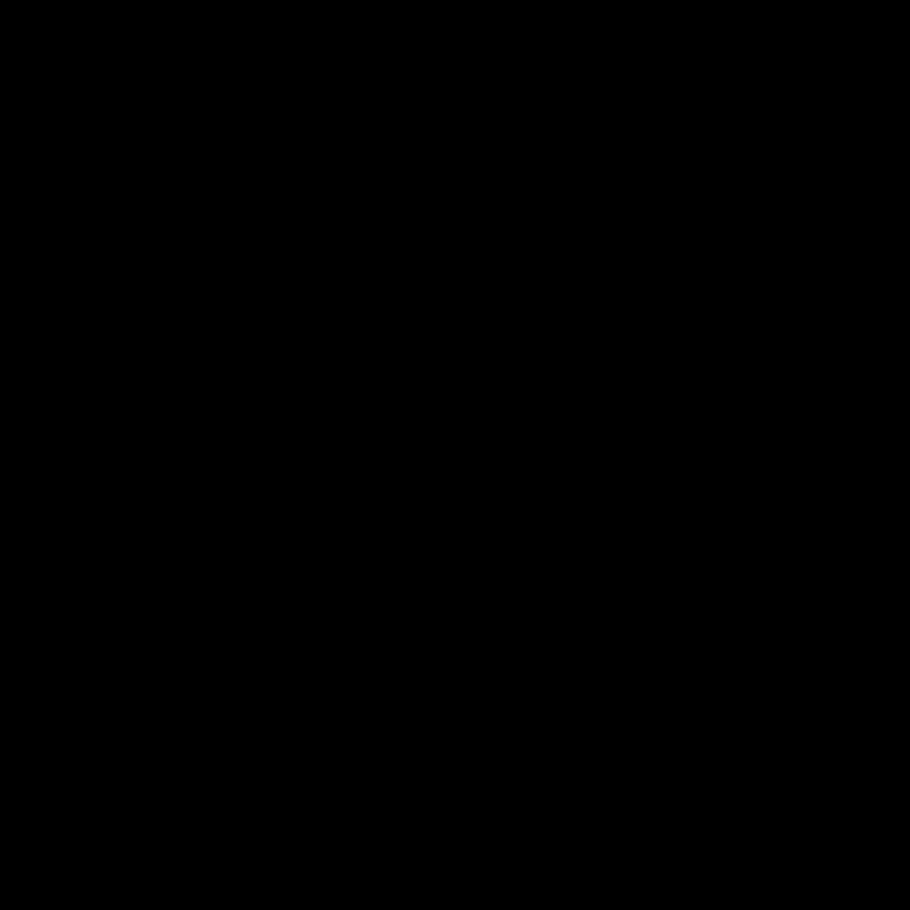 machinery and equipment icon black
