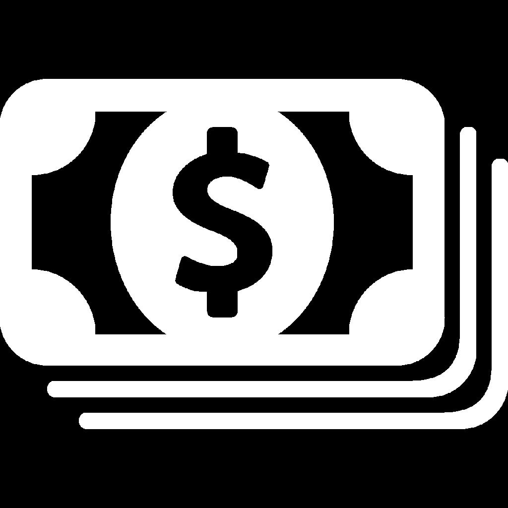 Money loaned icon