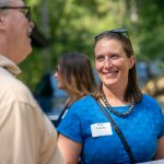 New Hampshire Community Loan Fund board member Kate Luczko