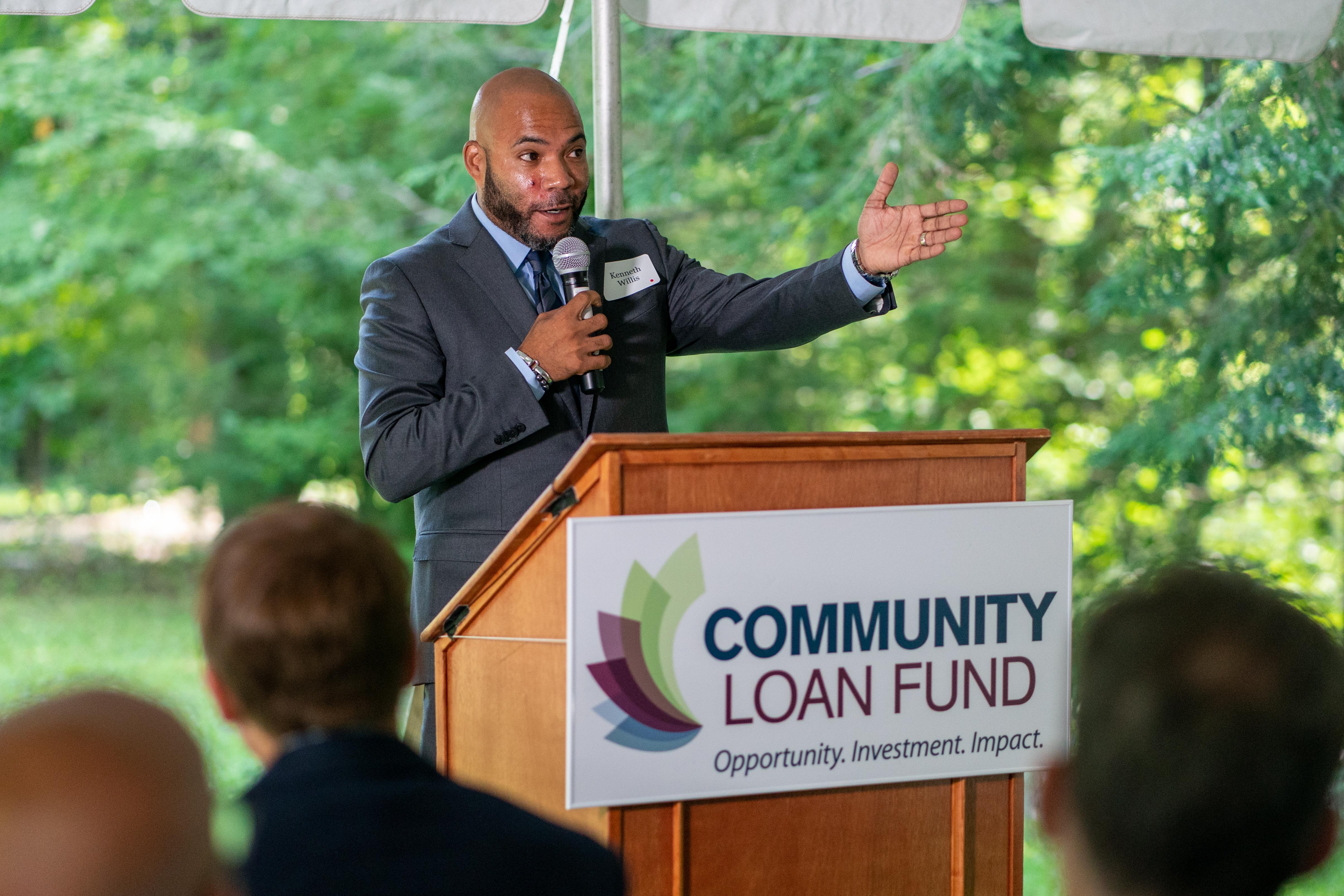  Ken Willis of Federal Home Loan Bank of Boston