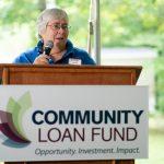 New Hampshire Community Loan Fund President Juliana Eades