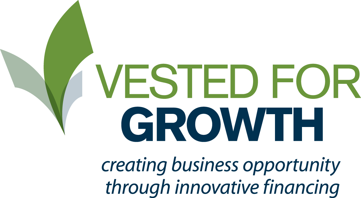 Vested for Growth Logo Color