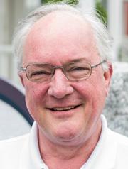 Close up of Ken Kunhardt
