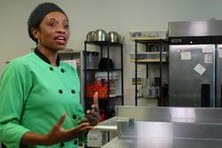 Jeannette Bryant of Mola Foods