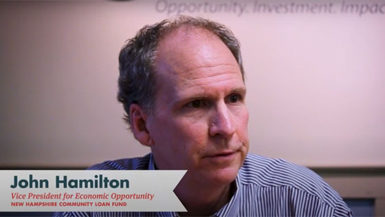 John Hamilton was interviewed about business advisory boards for a Farm to Plate video series.