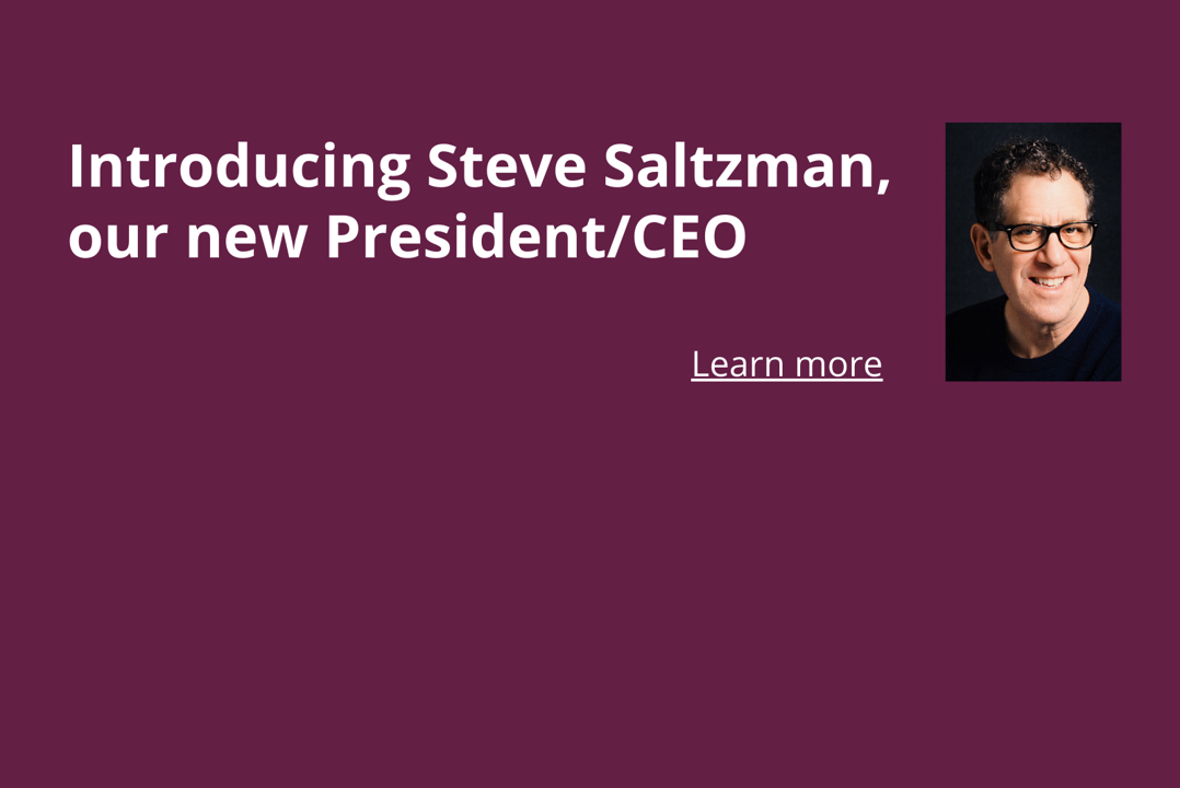 Steve Saltzman has been hired as the NH Community Loan Fund's president and CEO